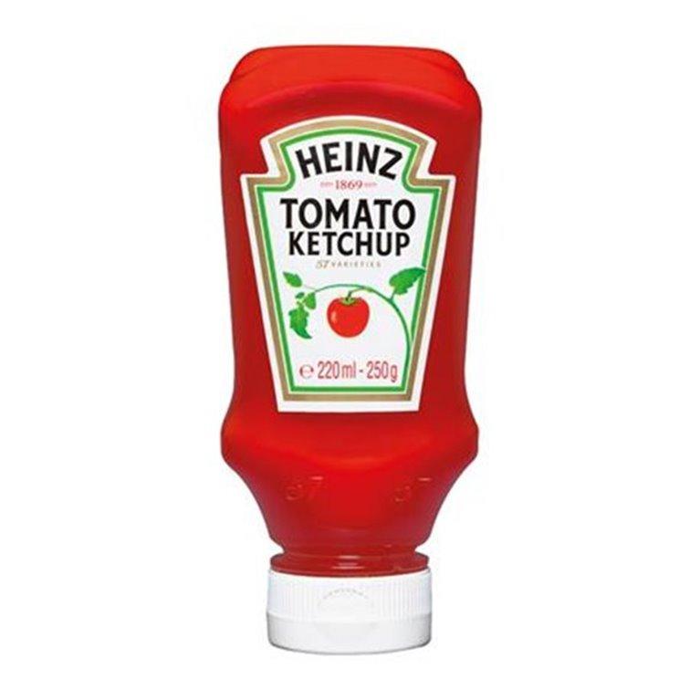 Ketchup Heinz 220 ml, 1 ud