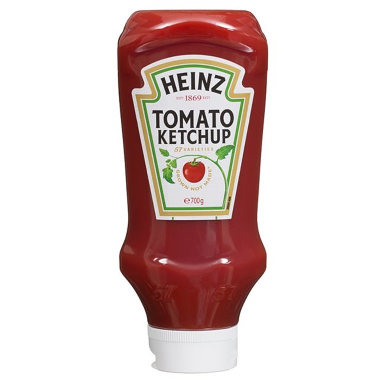 Ketchup Heinz 500 ml, 1 ud