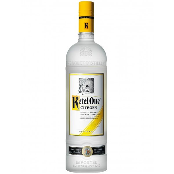 KETEL ONE CITRON 'LEMON' 1,00 L. 40º
