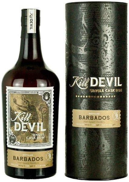 Kill Devil Barbados 9 años