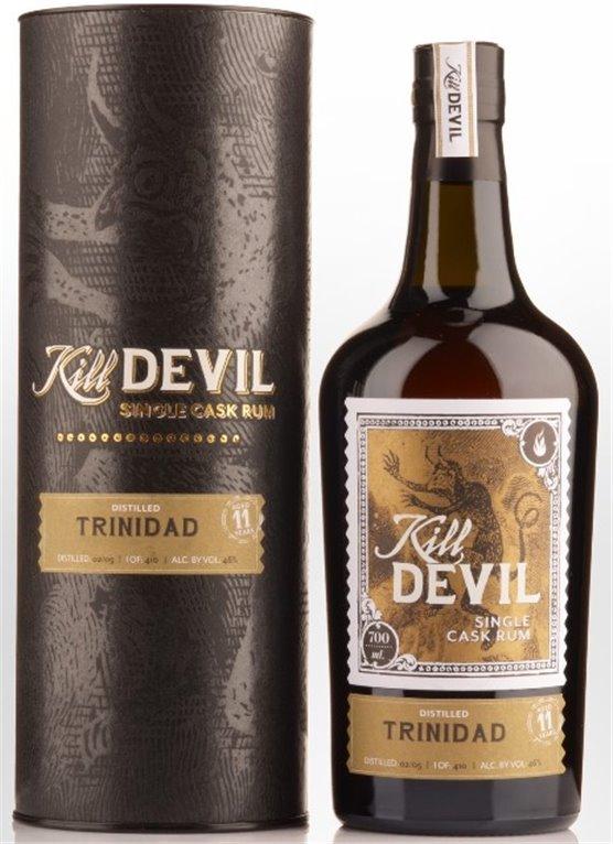 Kill Devil Trinidad 11 años