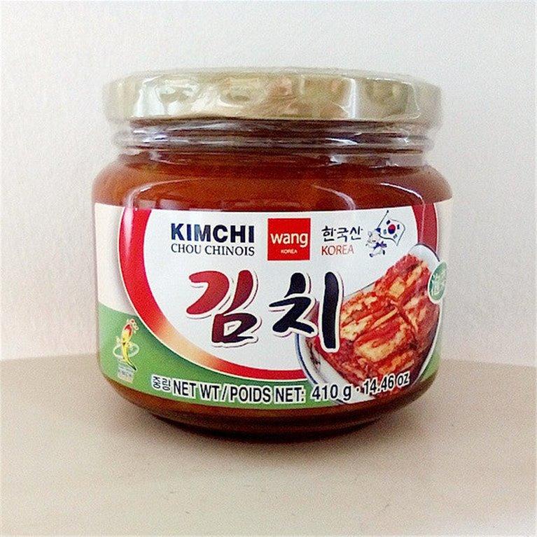 Kimchi , col fermentada coreana bote grande, 1 ud