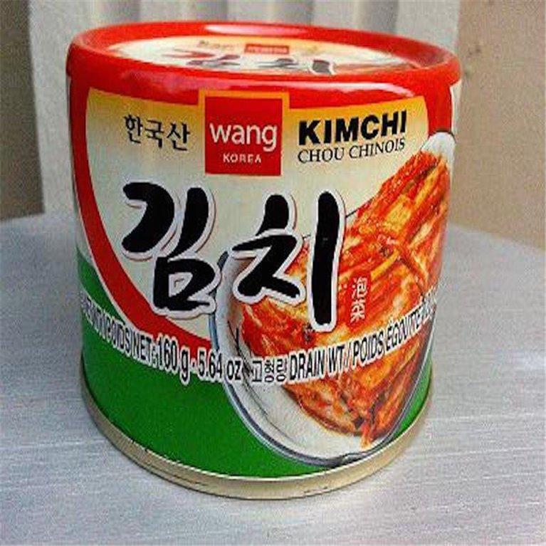 Kimchi , col fermentada coreana, 1 ud