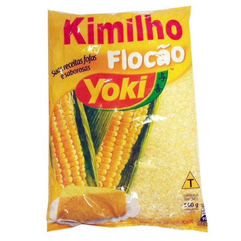 KIMILHO FLOCOS FARDO 500GR