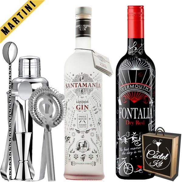 Kit Coctelería - Martini