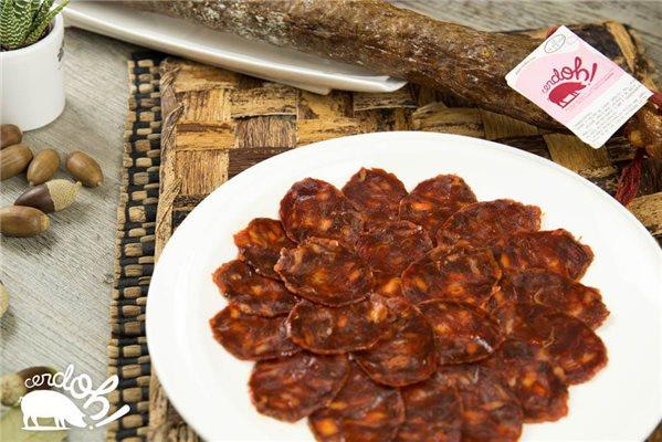 Kit de Chorizo Ibérico de Bellota (5 sobres de 100 g)