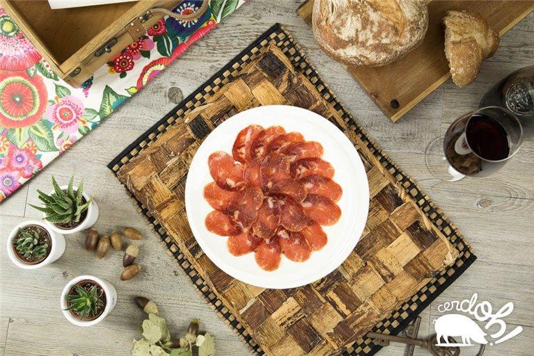 Kit de Lomo de bellota 100% ibérico (5 sobres de 100 g)