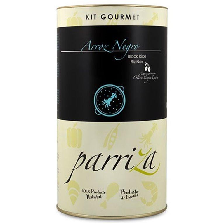 Kit Gourmet Arroz Negro, 1 ud
