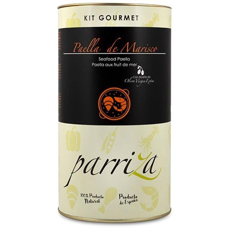 Kit Gourmet Paella de Marisco, 1 ud
