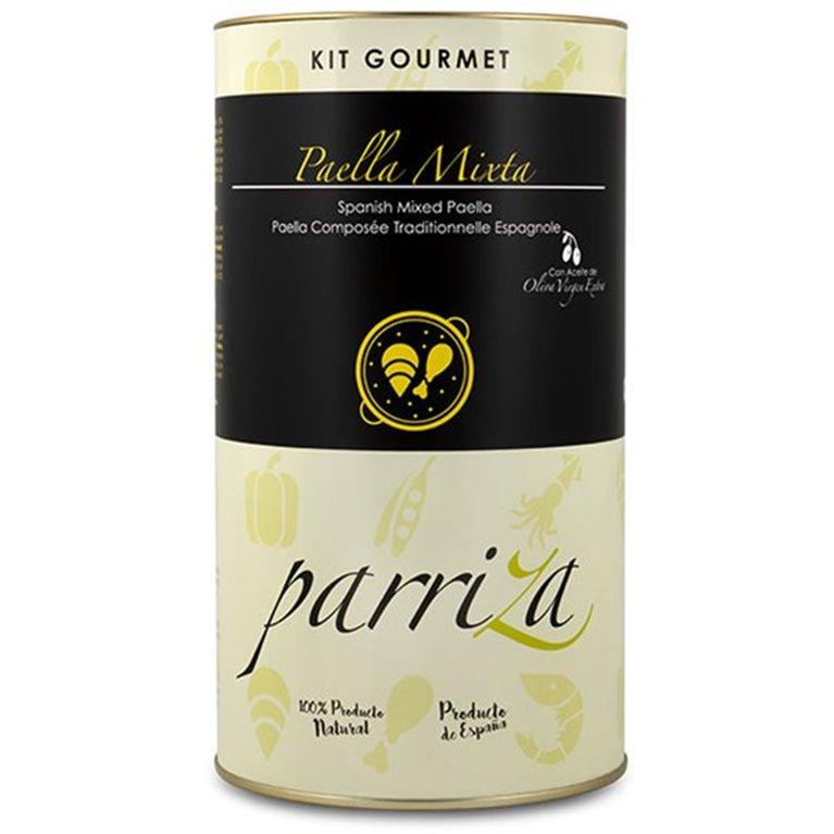 Kit Gourmet Paella Mixta, 1 ud