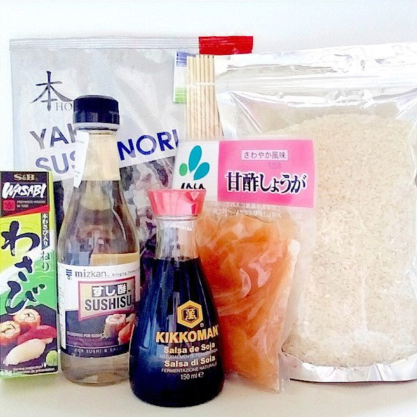 Kit iniciación sushi