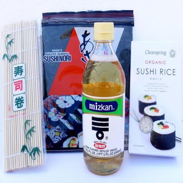Kit sushi básico