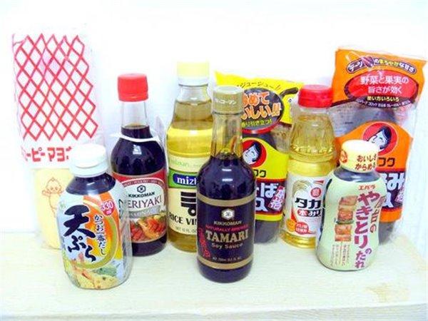 Kits salsas de Japón