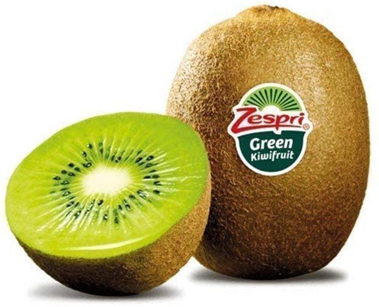 Kiwis Zespri Green - caja 10 kg