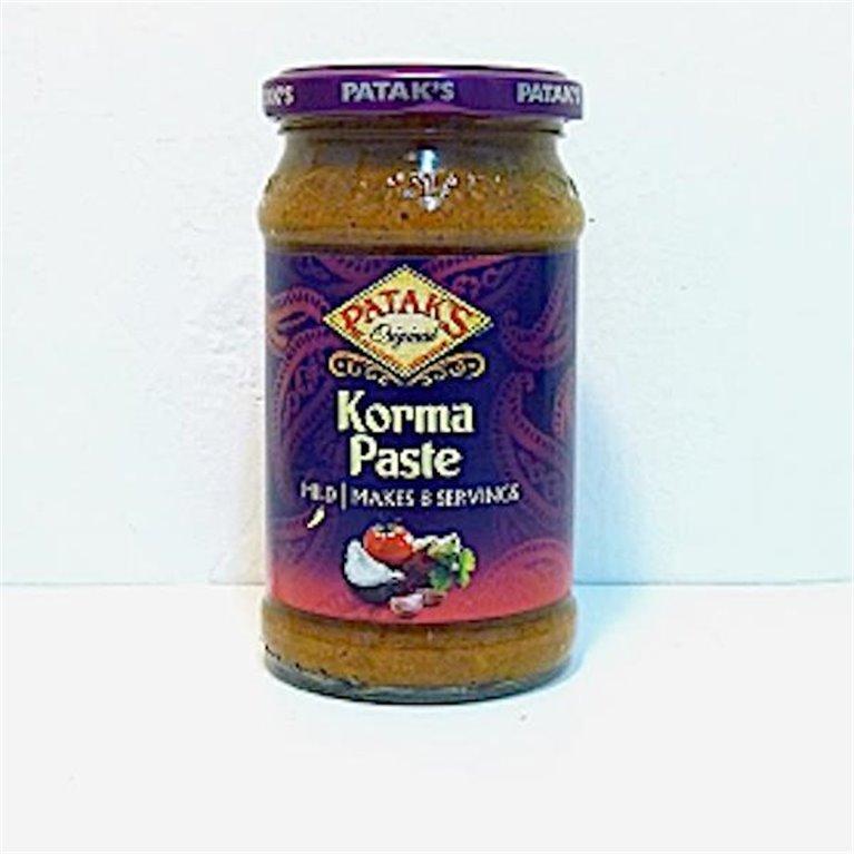 Korma pasta de curry Patak's