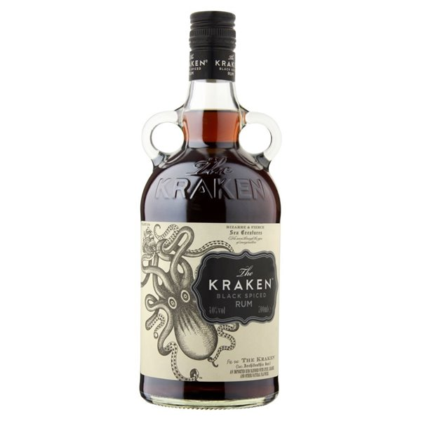 KRAKEN BLACK SPICED 0,70 L.