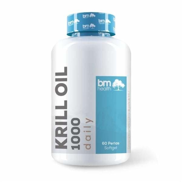 Krill Oil 1000 60 Softgels