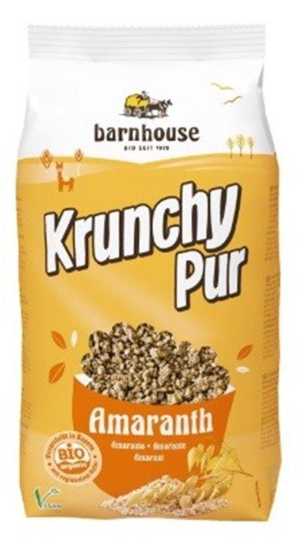 Krunchy con Amaranto (Sin Azúcar) Bio 750g