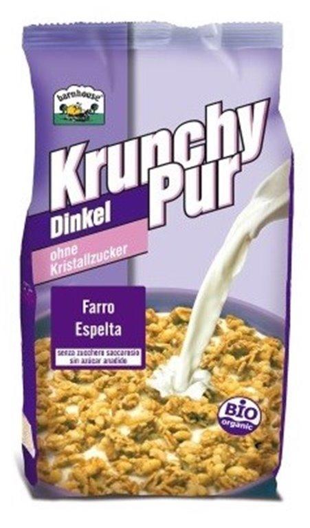 Crunchy con Espelta (Sin Azúcar) Bio 750g, 1 ud
