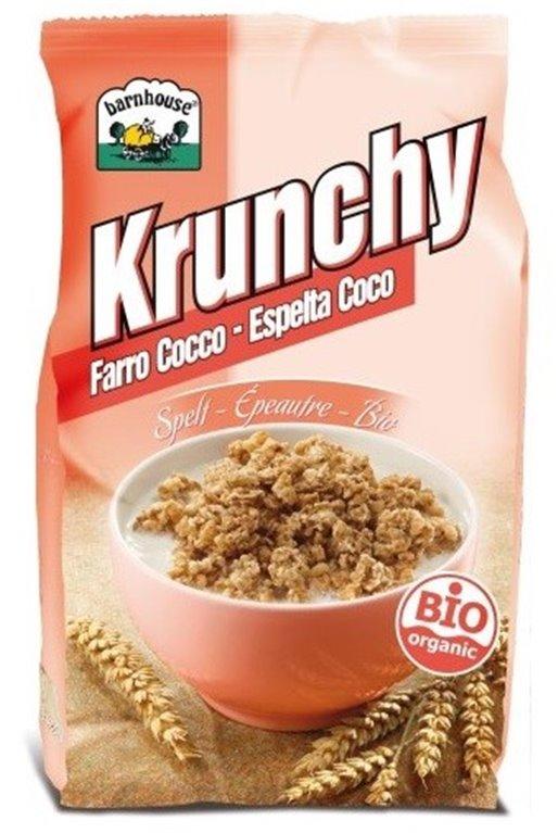 Krunchy con Espelta y Coco Bio 600g