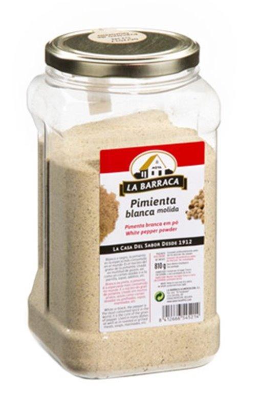La Barraca - Pimienta blanca molifs, 1 ud
