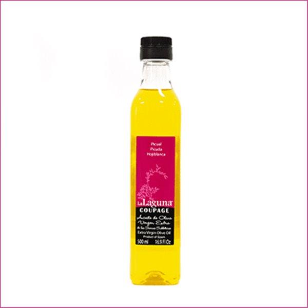 La Laguna Coupage. Botella PET 500 ml. Caja de 16 uds.