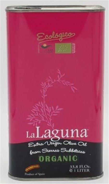 La Laguna Organic. Lata 1L. Caja de 8 latas.