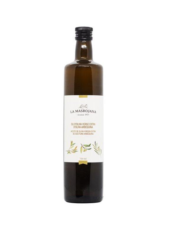 La Masrojana virgin olive oil 750ml