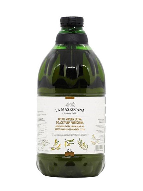 La Masrojana extra virgin olive oil 2L carafe