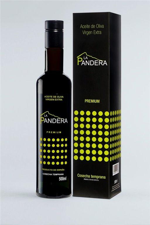 La pandera premium.  500 ml.