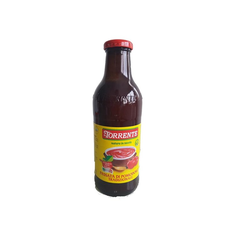 La Torrente Puré de tomate tipo cerveza