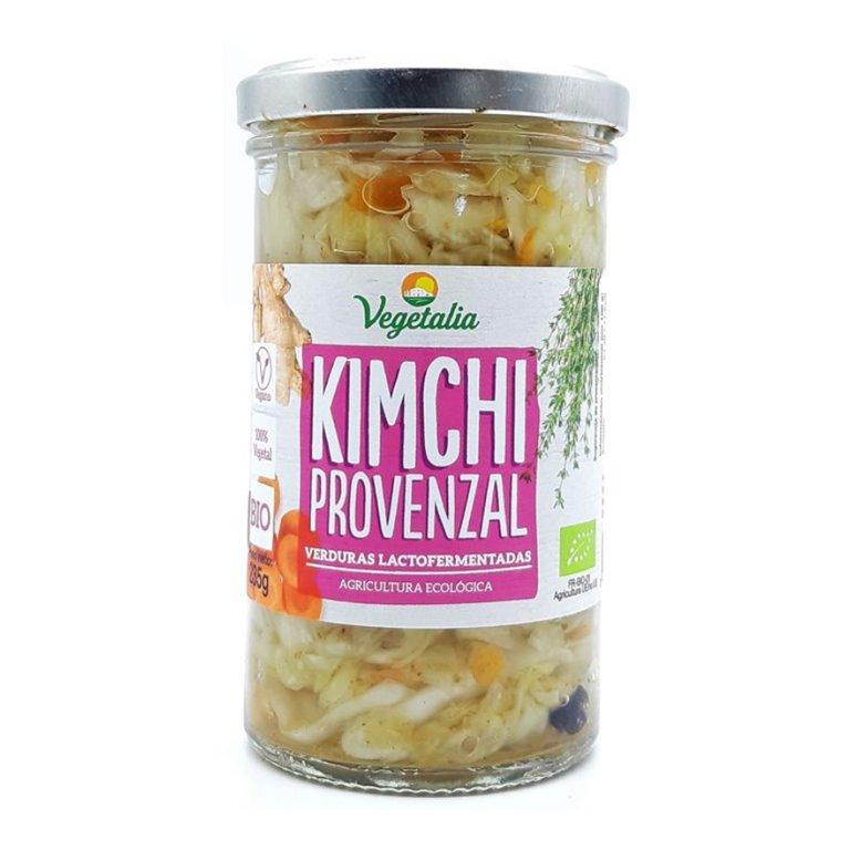 Lactofermentado Kimchi Provenzal Bio 285g