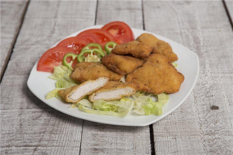 Lagrimitas de pollo
