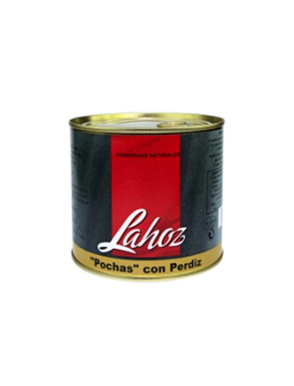 Pochas con perdiz Lahoz, 1 ud