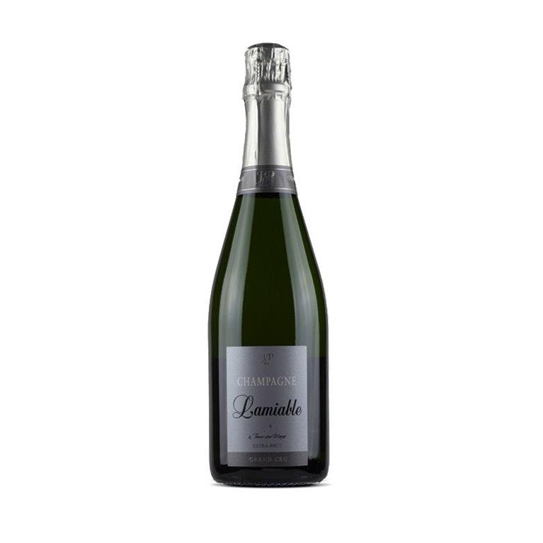 Lamiable Grand Cru Extra Brut Champagne 75cl