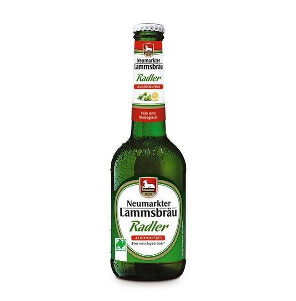 Lammsbrau Cerveza al Limón Sin Alcohol Bio 300ml