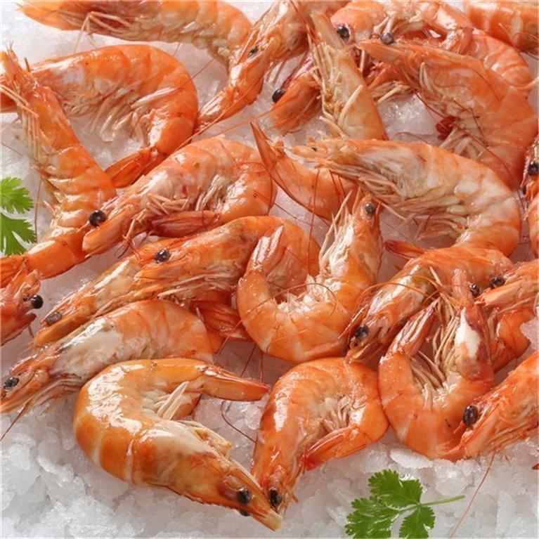Langostino Cocido (€/Kilo), 1 kg