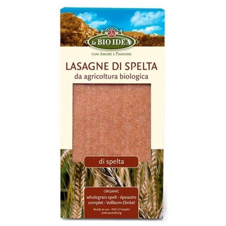Lasagne de Espelta Integral (Placas) Bio 250g