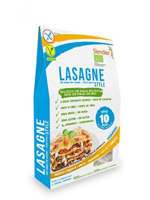 Lasagne de konjac, 400 gr