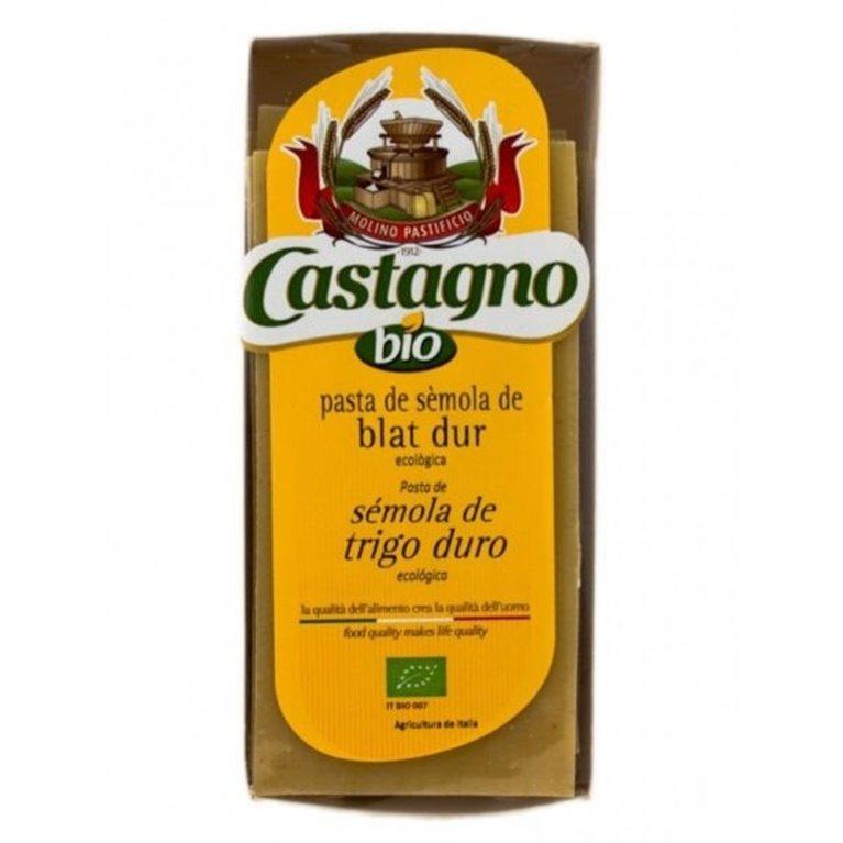 Lasagne de Trigo Duro Bio 250g