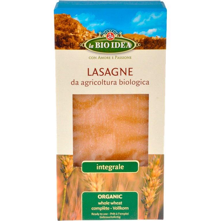 Lasagne de Trigo Duro Integral (Placas) Bio 250g