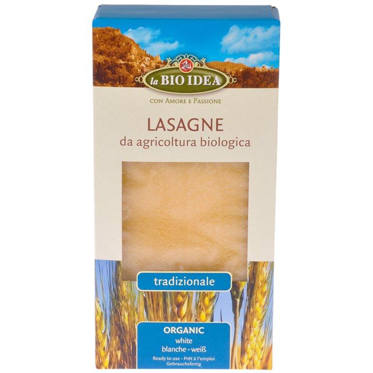 Lasagne de Trigo Duro (Placas) Bio 250g