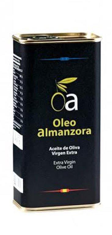 Lata Aceite de Oliva Oleoalmanzora 500ml
