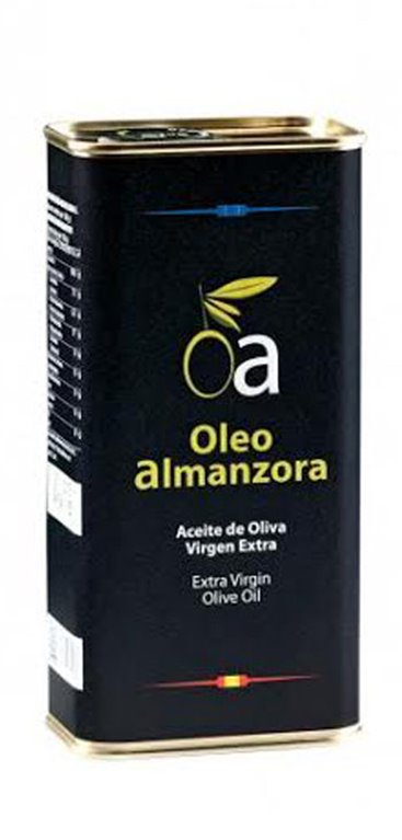 Lata Aceite de Oliva Oleoalmanzora