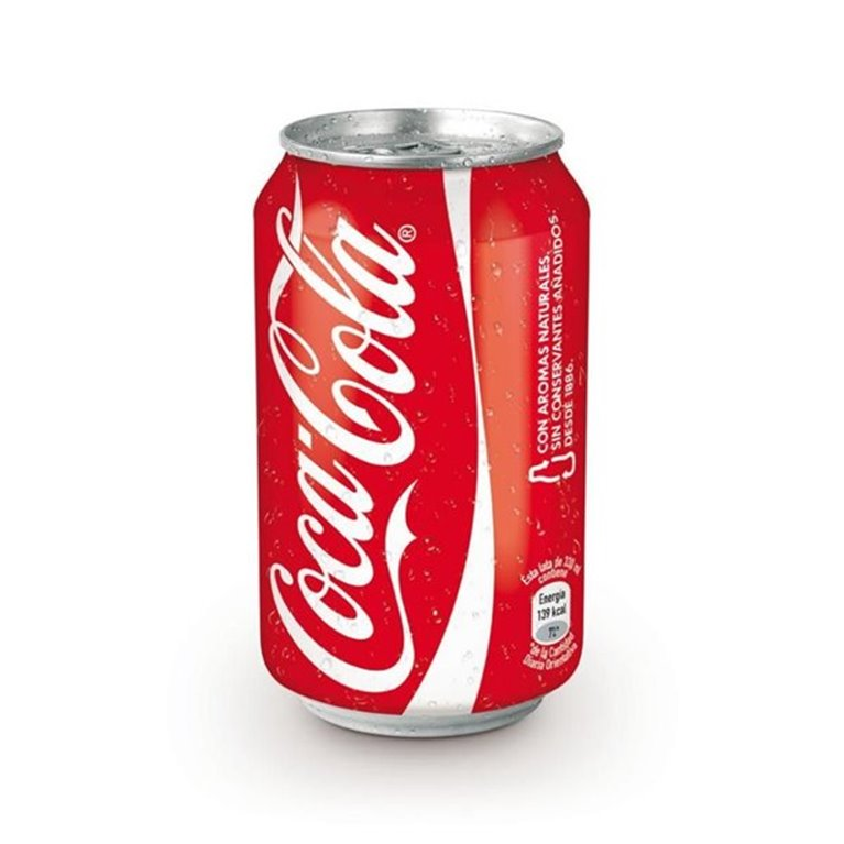 Coca-cocla (lata)