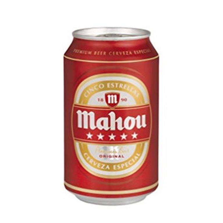 Mahou (lata)