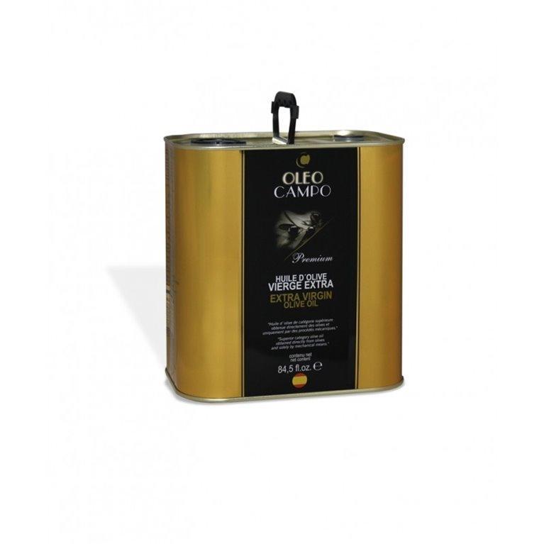 Lata Premium Oleocampo 4 x 2,5 Litros