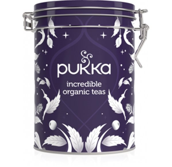 Lata winter purpura  - 5 tipos infusiones