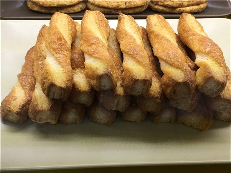 Lazos con miel (bandeja), 1 ud