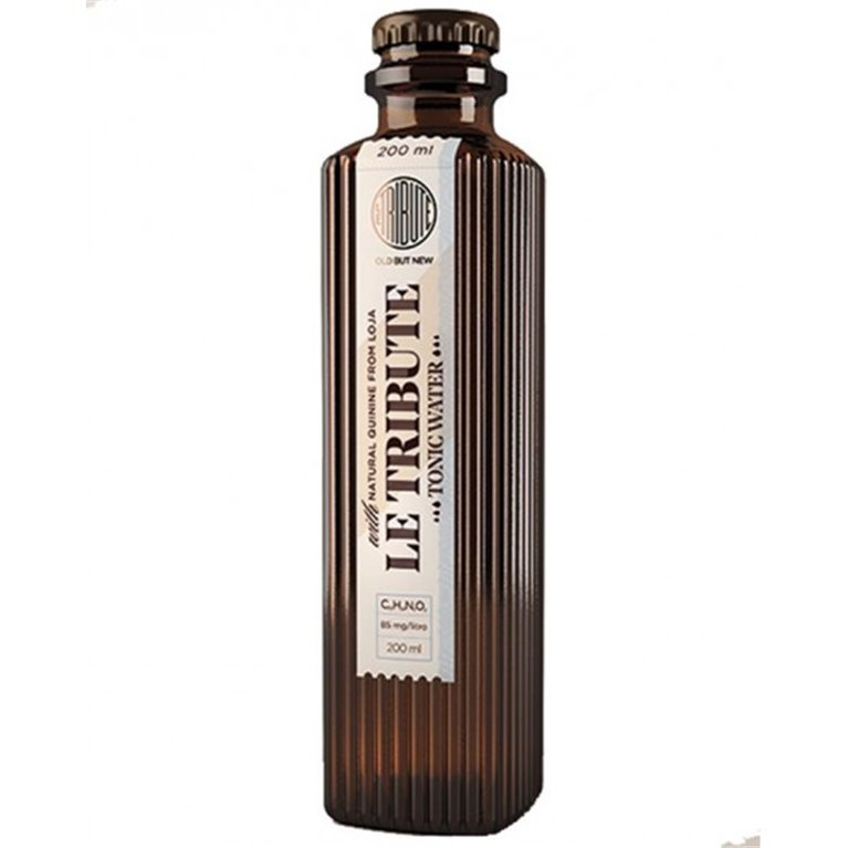Le Tribute Tonic Water 20 cl., 1 ud